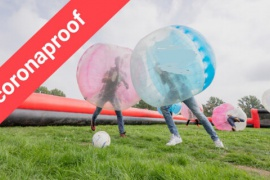Bubbel Voetbal - PARK EDITION